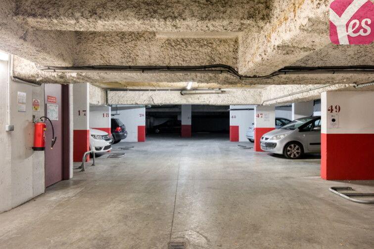 Parking Arnaud Bernard - Toulouse en location