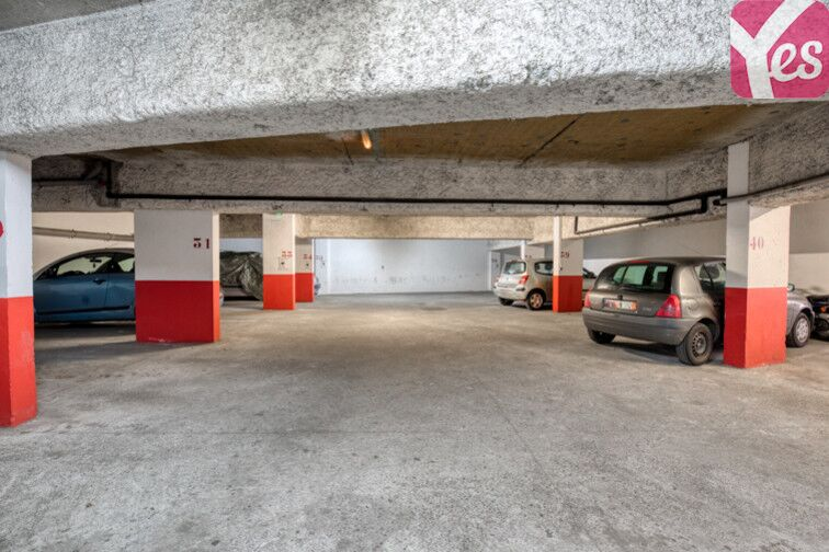 Parking Arnaud Bernard - Toulouse 24/24 7/7