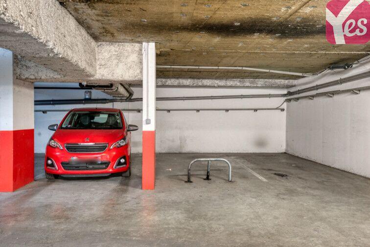 Parking Arnaud Bernard - Toulouse sécurisé
