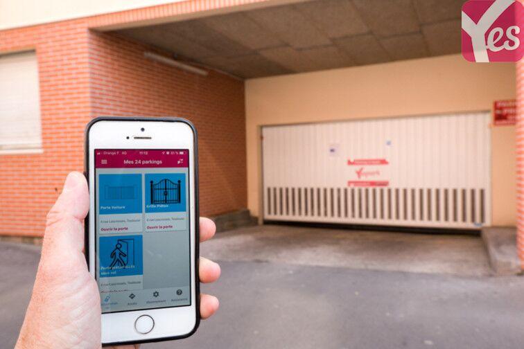 location parking Arnaud Bernard - Toulouse