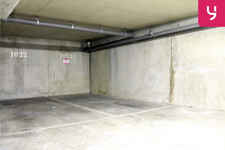 Parking Jourdain - Télégraphe garage