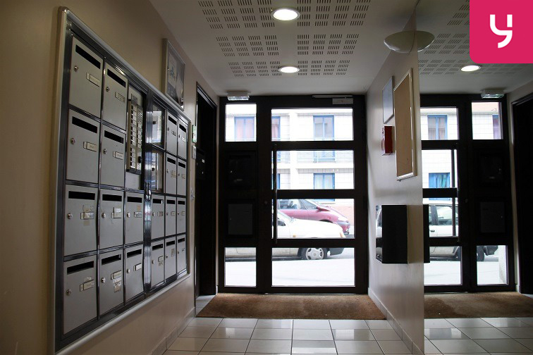 Parking Jourdain - Télégraphe 12 rue des Rigoles