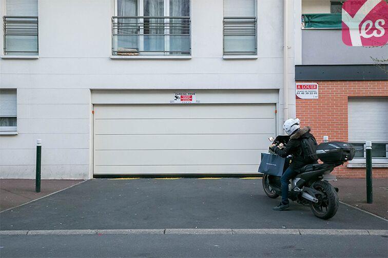 Parking Nanterre - Parc Sud - Clémenceau - Sadi Carnot 24/24 7/7