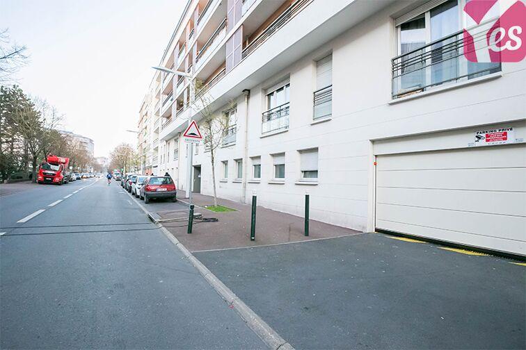 Parking Nanterre - Parc Sud - Clémenceau - Sadi Carnot souterrain