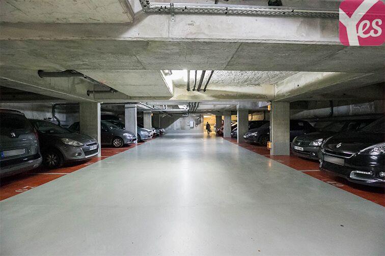 Parking Nanterre - Parc Sud - Clémenceau - Sadi Carnot location