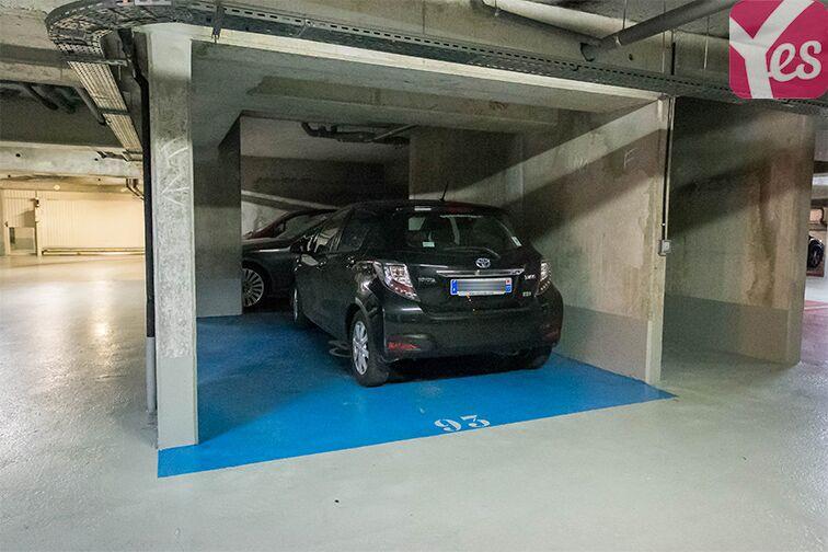 Parking Nanterre - Parc Sud - Clémenceau - Sadi Carnot box