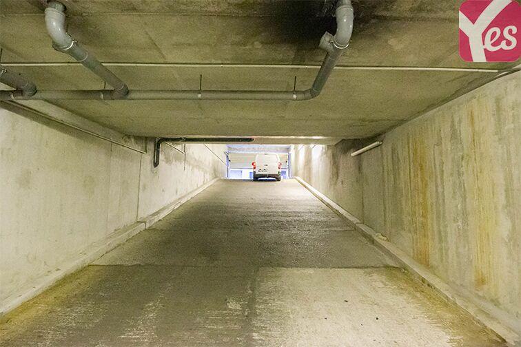 Parking Nanterre - Parc Sud - Clémenceau - Sadi Carnot garage