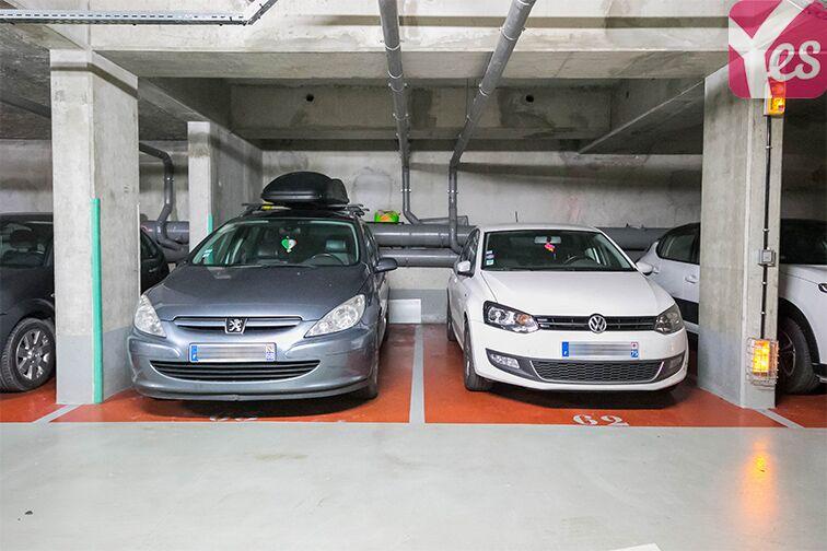 Parking Nanterre - Parc Sud - Clémenceau - Sadi Carnot caméra