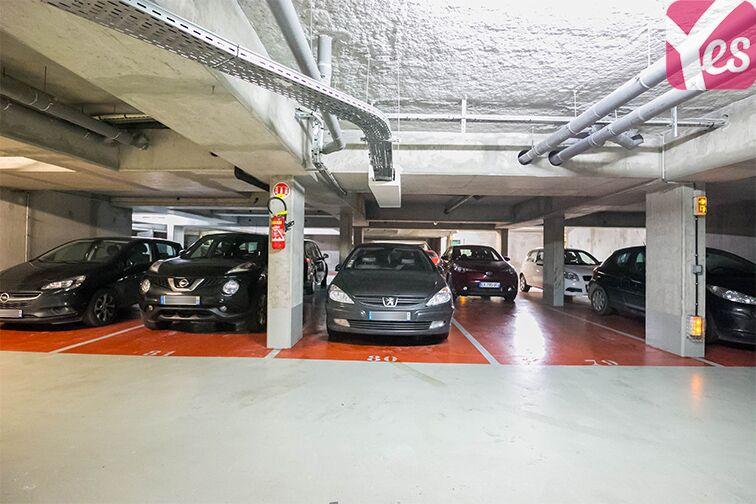 Parking Nanterre - Parc Sud - Clémenceau - Sadi Carnot sécurisé