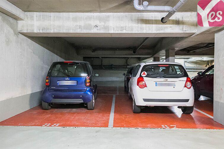 Parking Nanterre - Parc Sud - Clémenceau - Sadi Carnot à louer