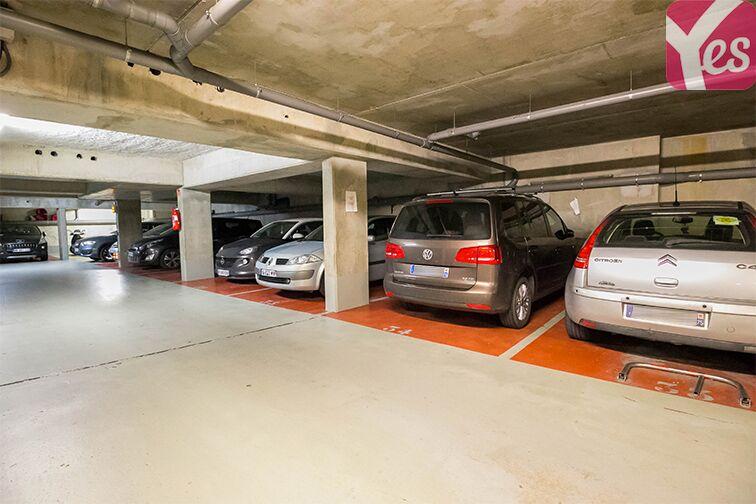 Parking Nanterre - Parc Sud - Clémenceau - Sadi Carnot en location