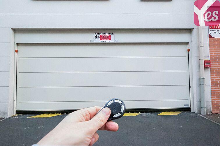 Location parking Nanterre - Parc Sud - Clémenceau - Sadi Carnot