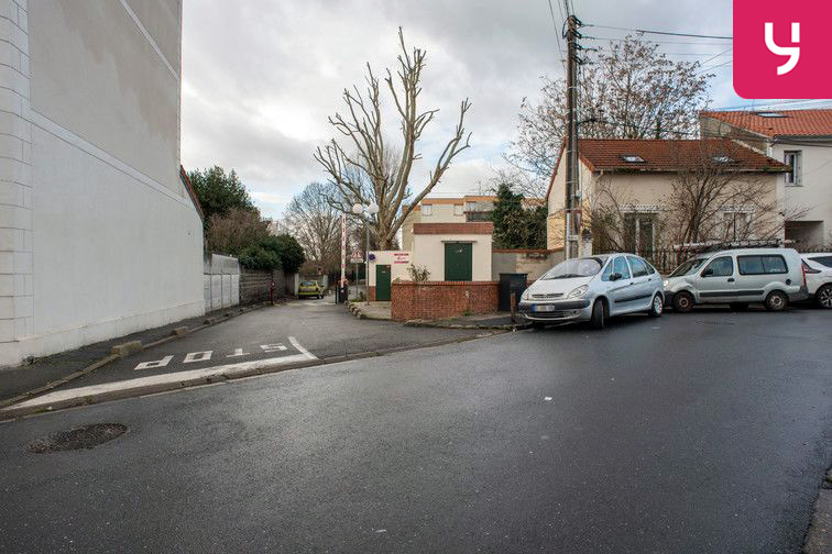 Parking Romain Rolland - Saint-Denis (place double) 3 bis rue d'Ermont