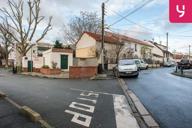 Parking Romain Rolland - Saint-Denis (place double) gardien