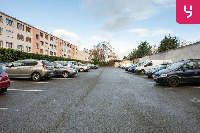Parking Romain Rolland - Saint-Denis (place double) sécurisé