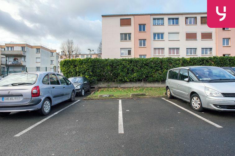 Parking Romain Rolland - Saint-Denis (place double) souterrain