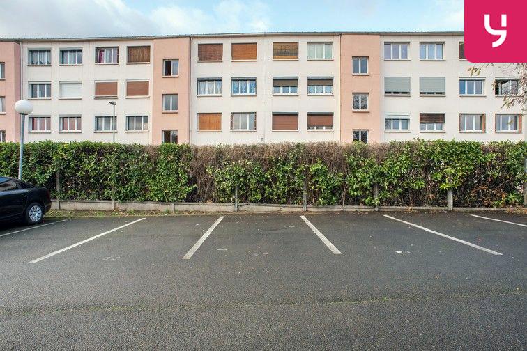Parking Romain Rolland - Saint-Denis (place double) garage