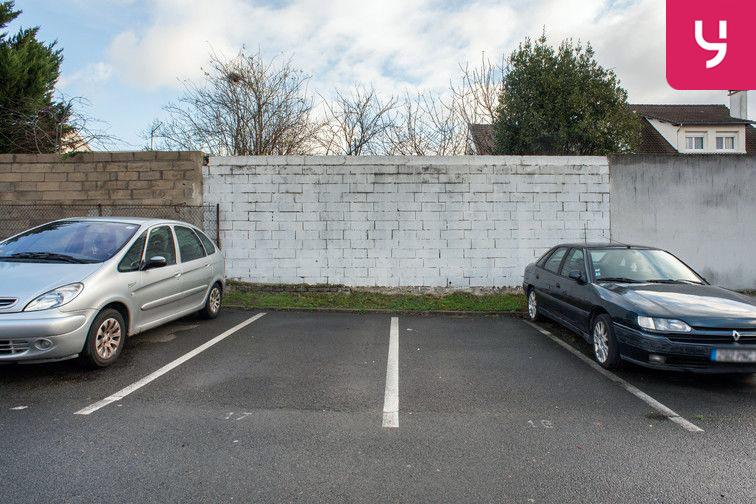 Parking Romain Rolland - Saint-Denis (place double) caméra