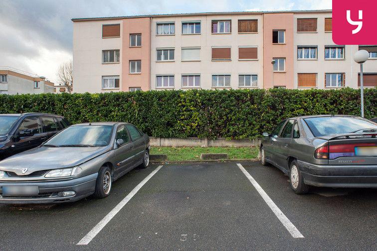 Parking Romain Rolland - Saint-Denis (place double) Saint-Denis