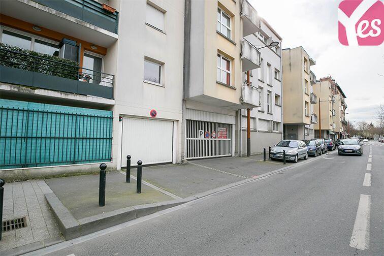Parking Orly Ville RER 94310