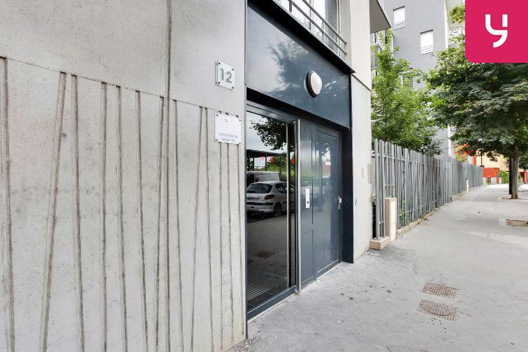 Parking Aubervilliers - rue du Port en location