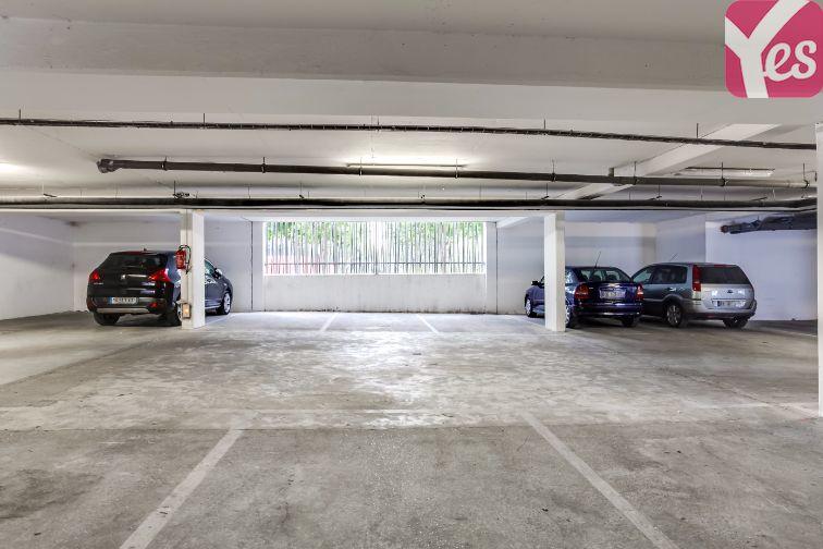 Parking Aubervilliers - rue du Port caméra