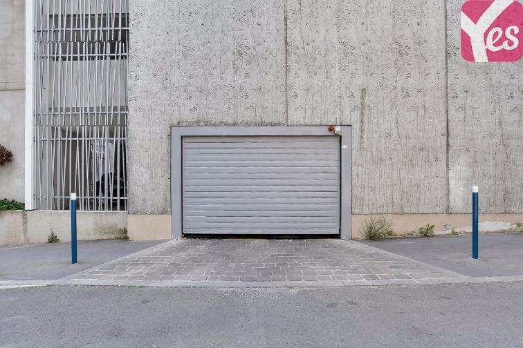 Parking Aubervilliers - rue du Port avis