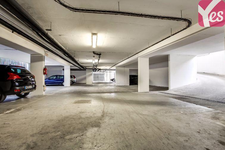 Parking Aubervilliers - rue du Port souterrain
