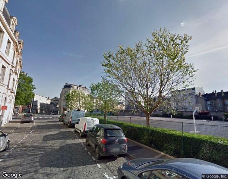 Parking Cour Administrative d'Appel - Versailles box