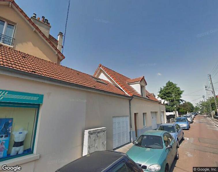 location parking Albert Sarraut - Versailles (aérien)
