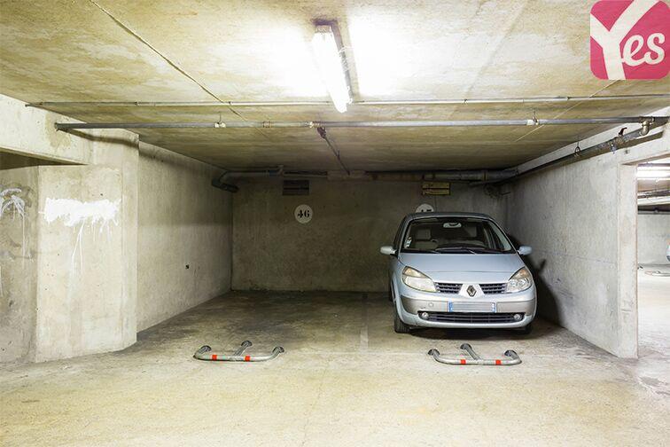 Parking Quai du Président Paul Doumer box