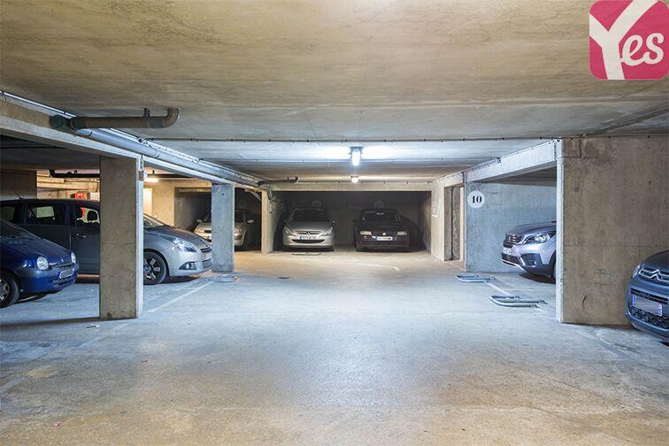 Parking Quai du Président Paul Doumer gardien