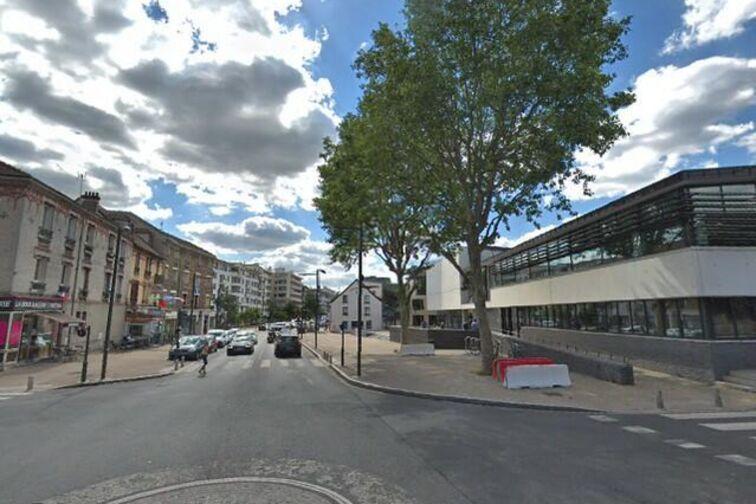 Location parking Bibliothèque de Viroflay