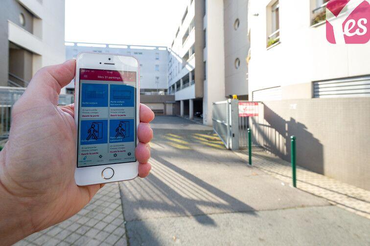 Parking Place Sadi Carnot - Limoges - Bâtiment C à louer