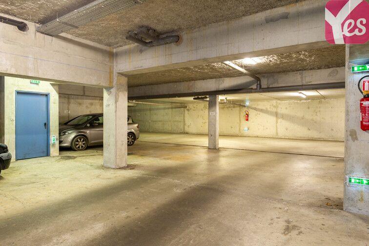 Parking Place Sadi Carnot - Limoges - Bâtiment C location mensuelle