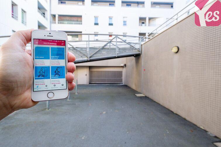 Parking Place Sadi Carnot - Limoges - Bâtiment C souterrain