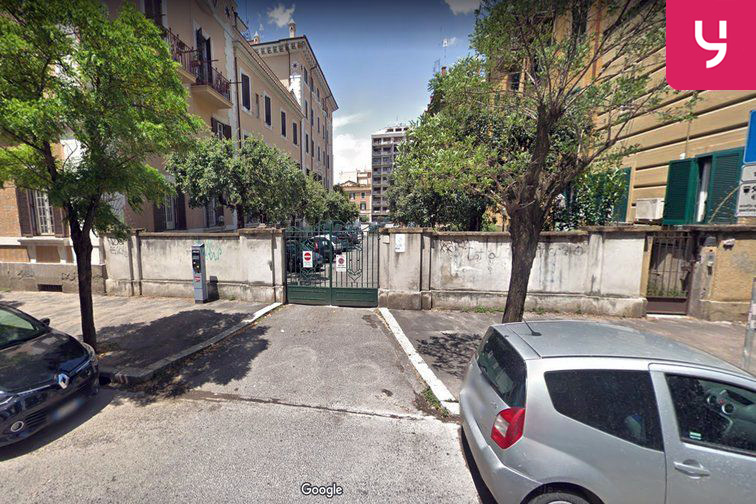 location parking Roma - San Giovanni