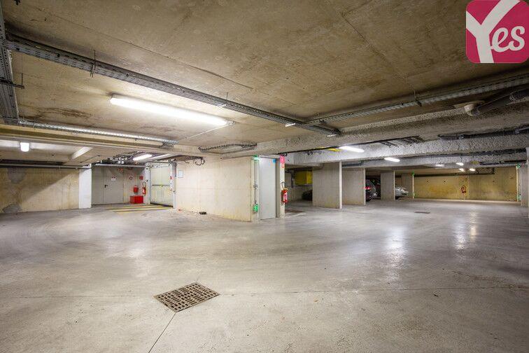 Parking Gare de Saint-Michel sur Orge sécurisé