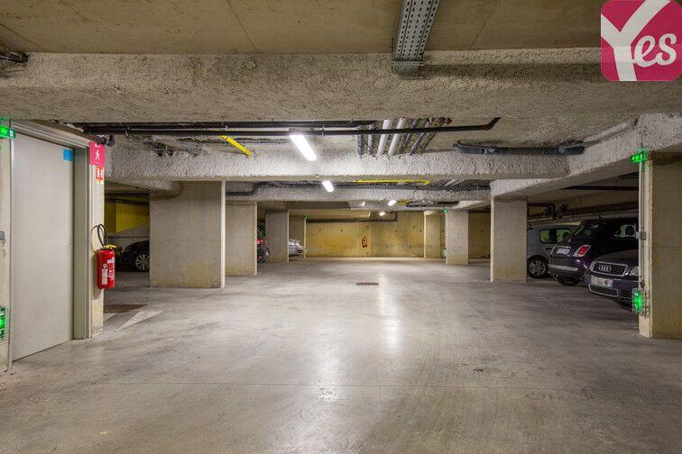 Parking Gare de Saint-Michel sur Orge gardien