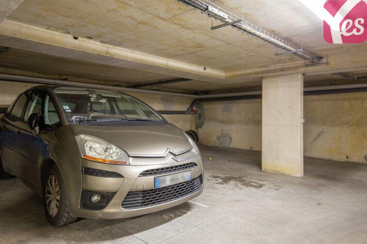 Parking Gare de Saint-Michel sur Orge 24/24 7/7