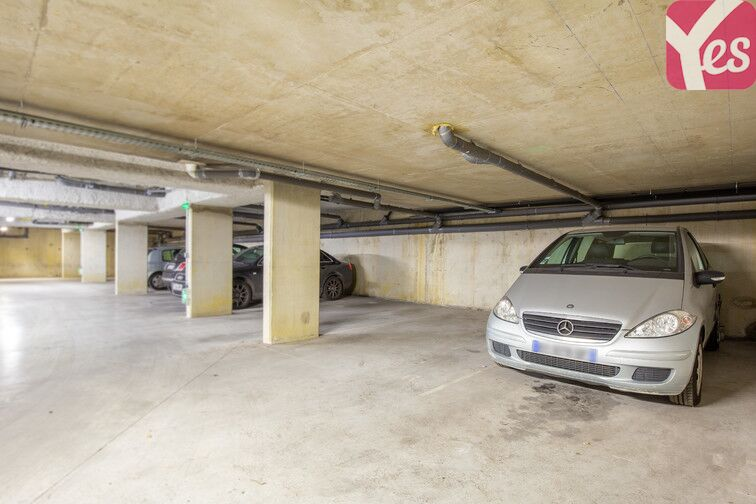 Parking Gare de Saint-Michel sur Orge souterrain