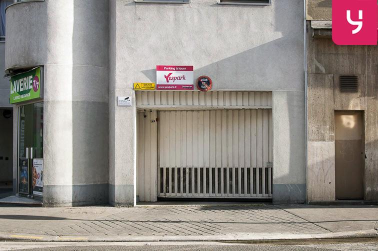 Parking Marcadet (place double) gardien