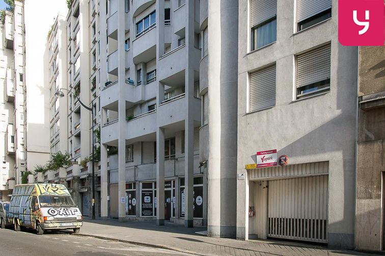 Parking Marcadet (place double) avis