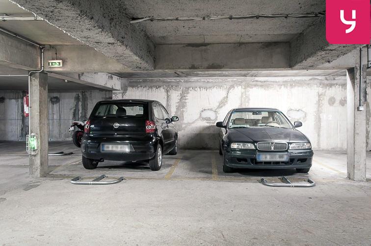 Parking Marcadet (place double) Paris