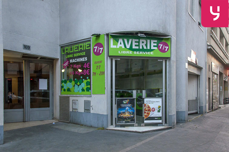 Parking Marcadet (place double) en location