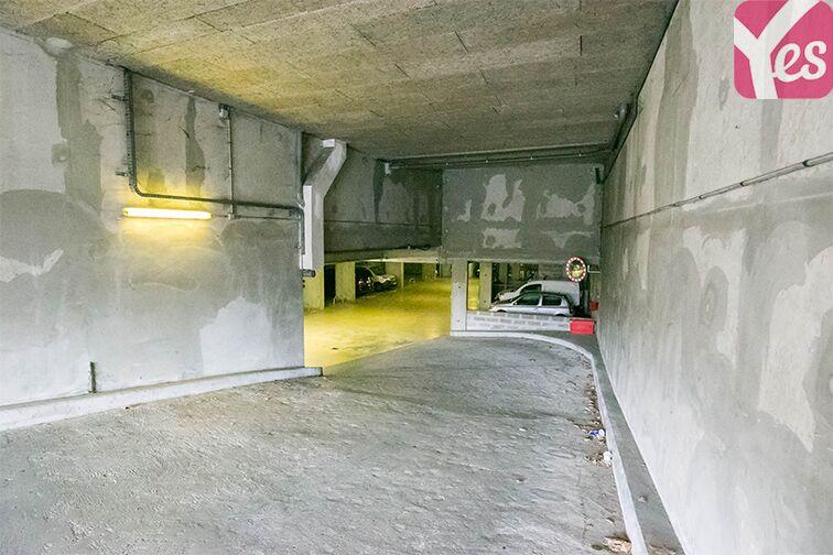 Parking Pantin - Le Pré-Saint-Gervais sécurisé