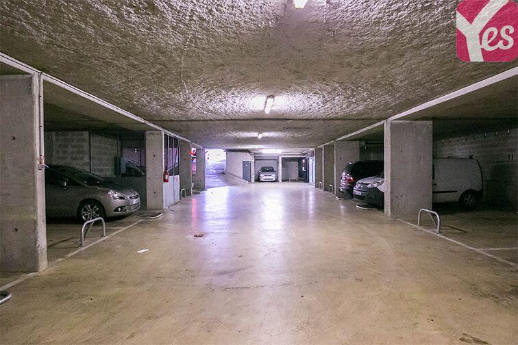 Parking Pantin - Le Pré-Saint-Gervais location