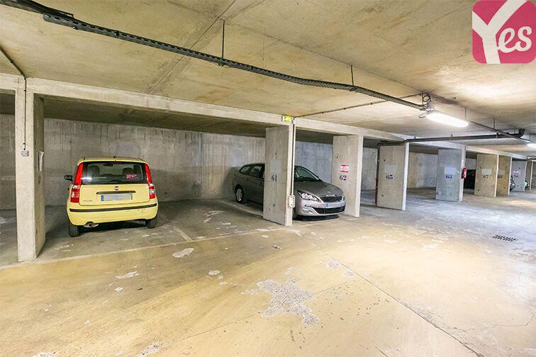 Parking Pantin - Le Pré-Saint-Gervais 24 rue Garibaldi