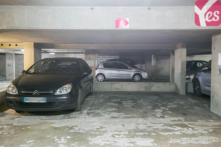 Parking Pantin - Le Pré-Saint-Gervais gardien