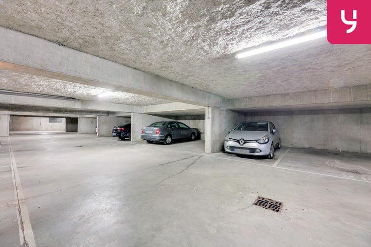 location parking Roma - Ostiense